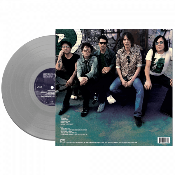 The Warlocks - The Chain (Limited Edition Colored Vinyl)