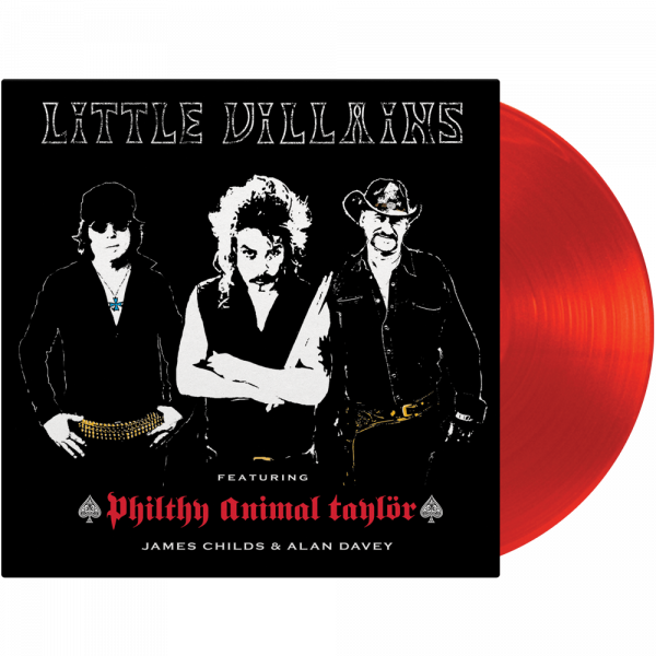 Little Villains - Taylor Made (Limited Edition Red Vinyl)