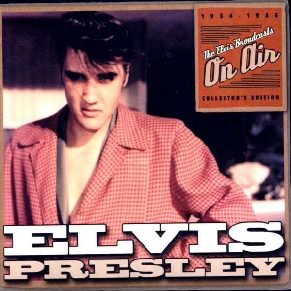 Elvis Presley - The Elvis Broadcasts: On Air (CD)