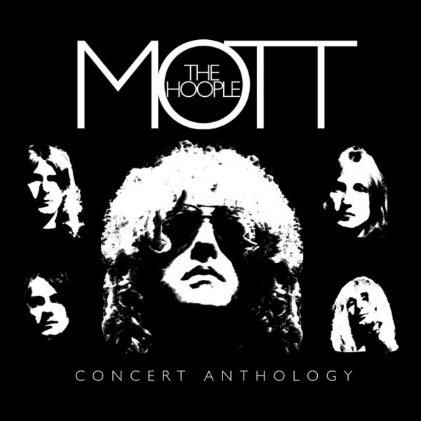 Mott The Hoople - Concert Anthology 1971 - 1974 (2 CD)