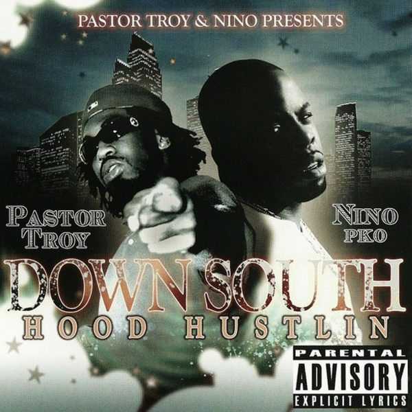 Down South - Hood Hustlin (CD)