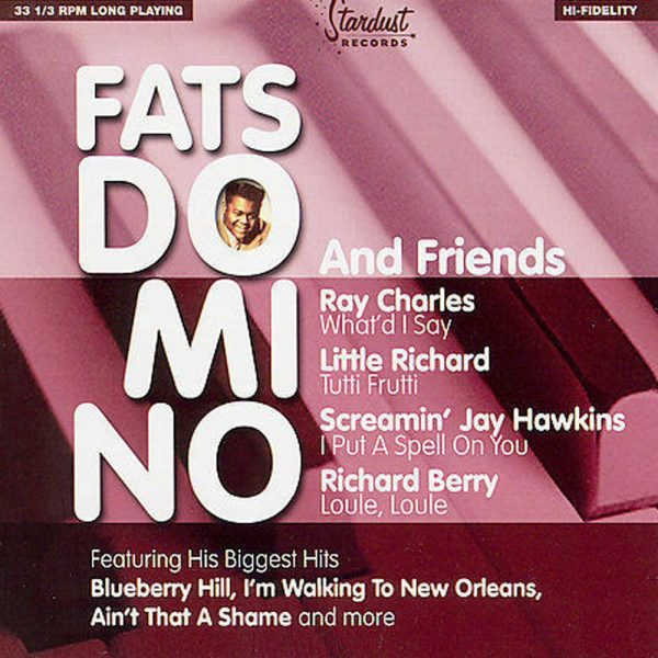 Fats Domino & Friends (CD)
