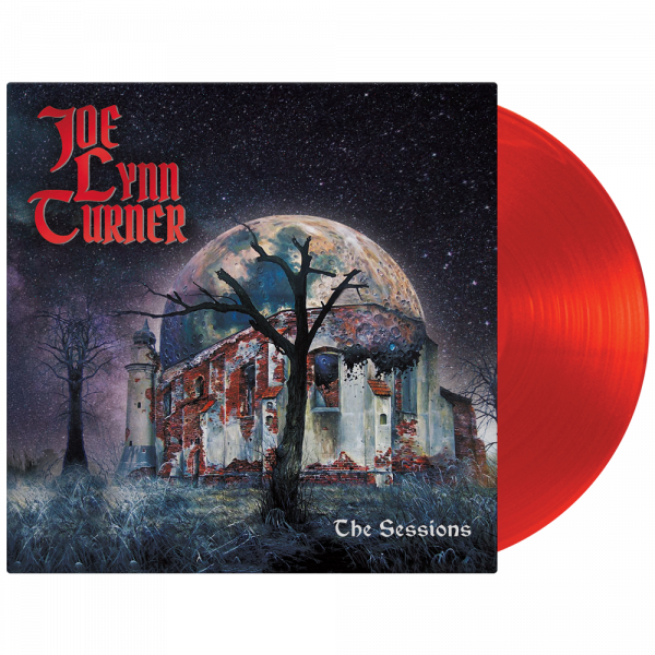 Joe Lynn Turner - The Sessions (Limited Edition Red Vinyl)
