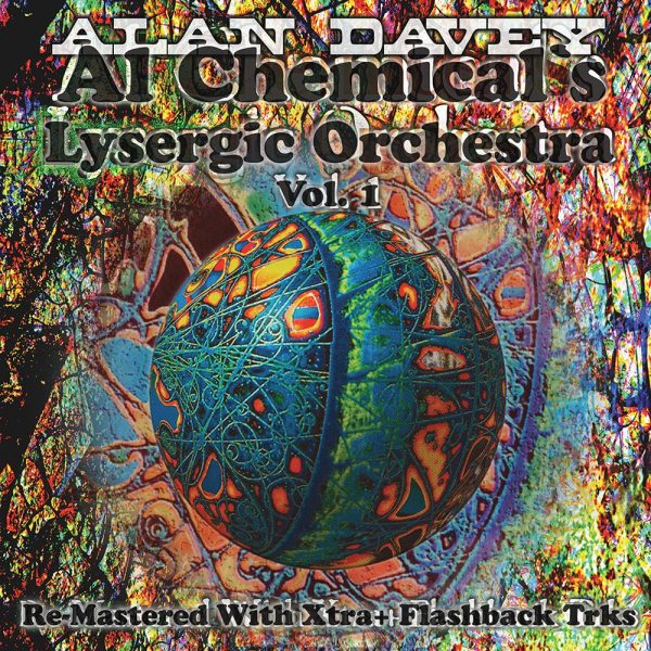 Alan Davey - Lysergic Orchestra Vol. 1 (CD)