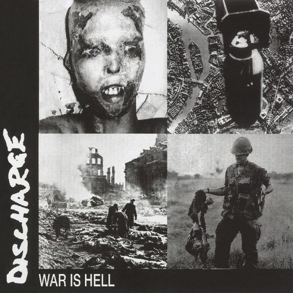 Discharge - War is Hell (Limited Edition Blue Vinyl)