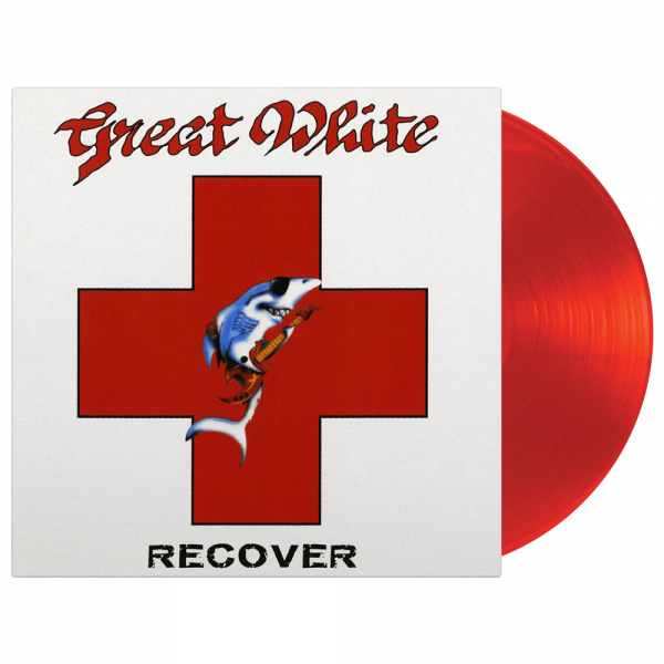 Great White - Recover (Limited Edition Red Vinyl)