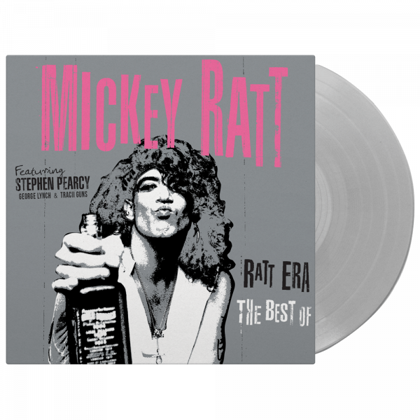 Mickey Ratt Featuring Stephen Pearcy - Ratt Era - The Best Of