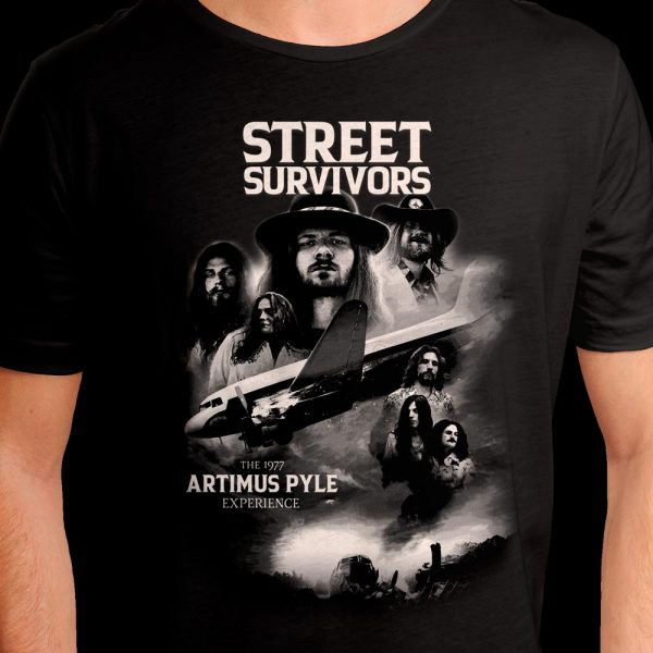 Street Survivors - The Artimus Pyle Experience (Shirt)