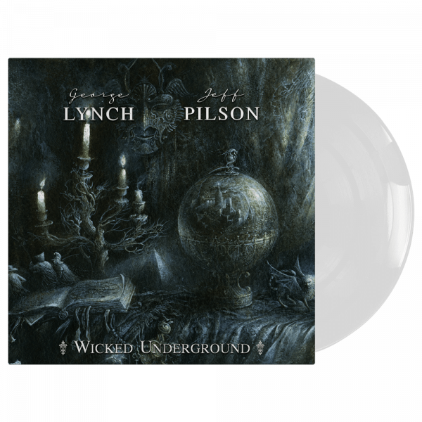George Lynch & Jeff Pilson - Wicked Underground (Limited Edition Double Clear Vinyl)
