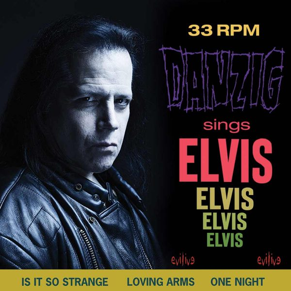 Danzig Sings Elvis (Limited Edition Vinyl)