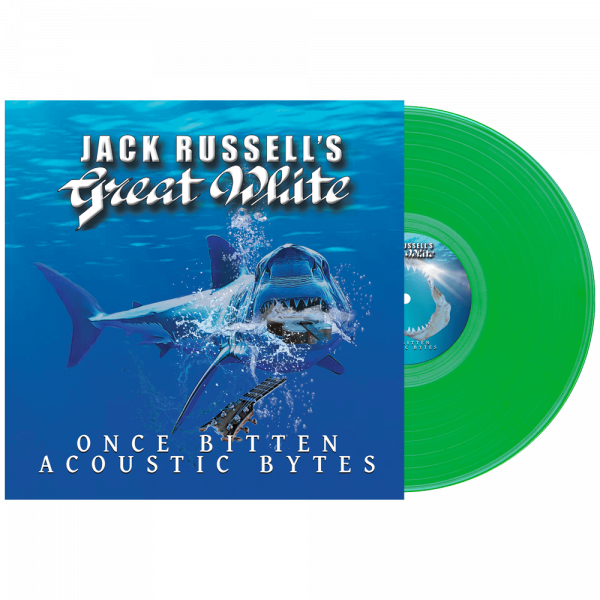 Jack Russell's Great White - Once Bitten Acoustic Bytes (Limited Edition Colored Vinyl)