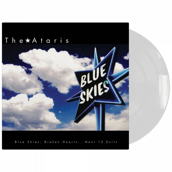 The Ataris - Blue Skies, Broken Hearts...Next 12 Exits (Limited Edition White Vinyl)