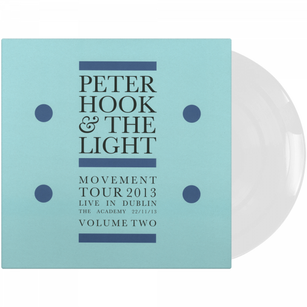 Peter Hook & The Light - Movement Tour 2013 Live in Dublin Vol. 2