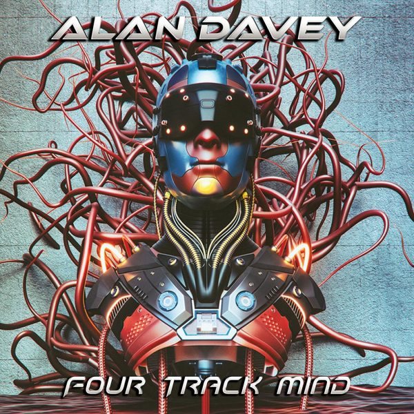 Alan Davey - Four Track Mind (4 CD)