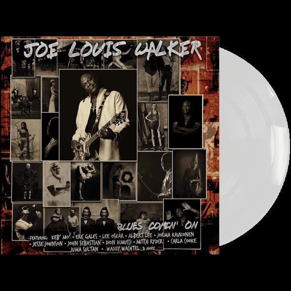 Joe Louis Walker - Blues Comin' On (Limited Edition White Vinyl)