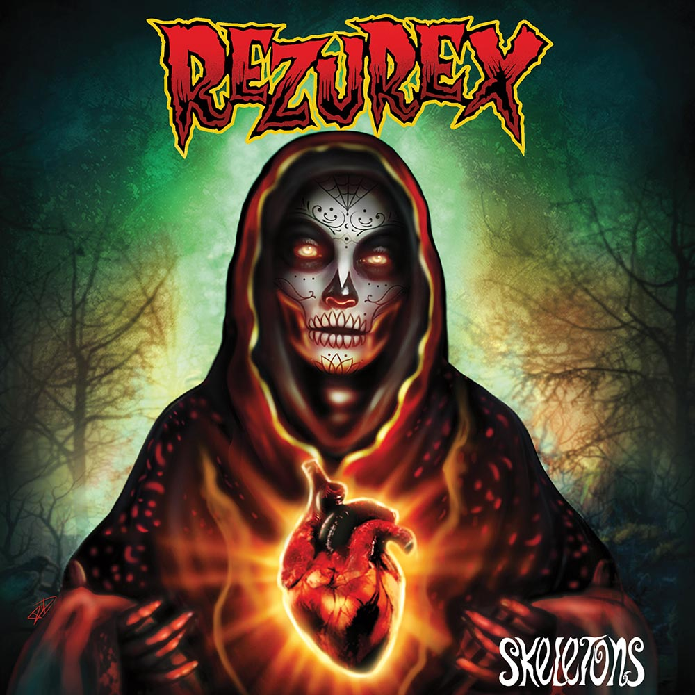 Rezurex - Skeletons (CD)