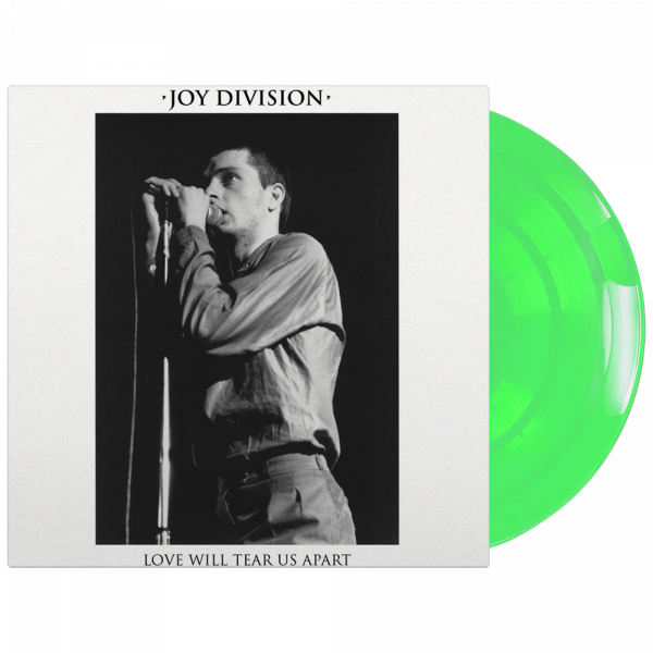 Joy Division - Love Will Tear Us Apart (Limited Edition Glow in the Dark Vinyl)