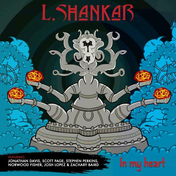 L. Shankar - In My Heart