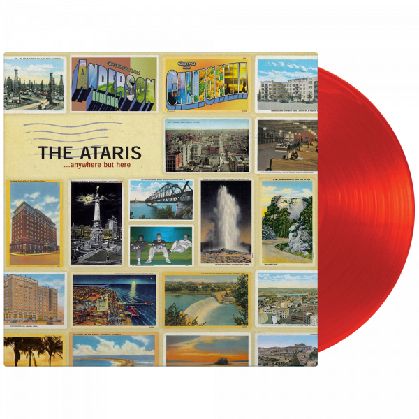 The Ataris - Anywhere but Here (Limited Edition Red Vinyl)