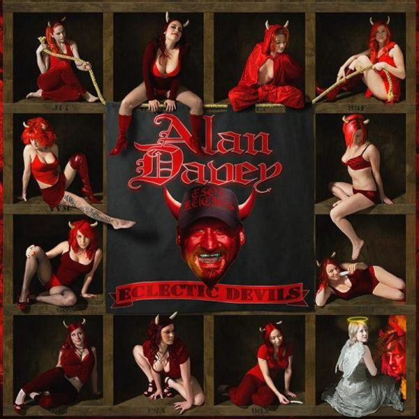 Alan Davey - Electric Devils (LP)