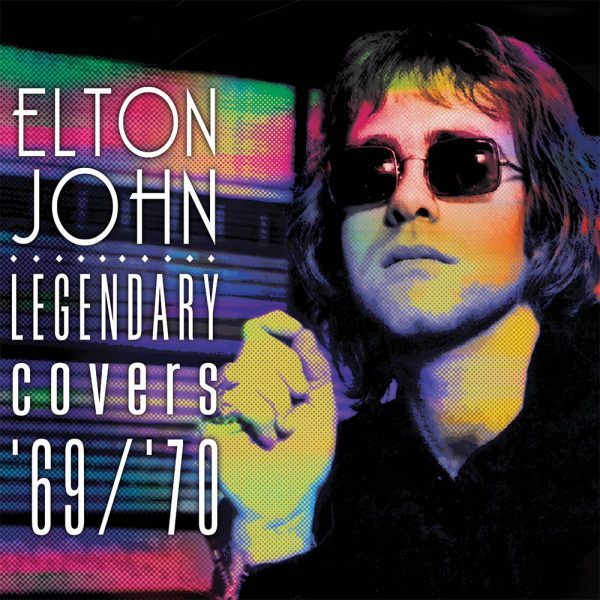 Elton John - Legendary Covers '67/'70 (Limited Edition Splatter Vinyl)