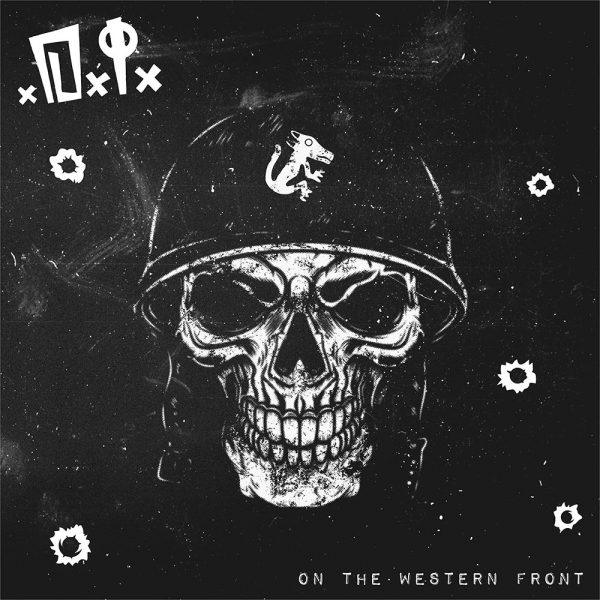 D.I. - On The Western Front (Limited Edition Colored Vinyl)