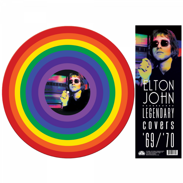 Elton John - Legendary Covers '67/'70 (Limited Edition Picture Disc Vinyl)