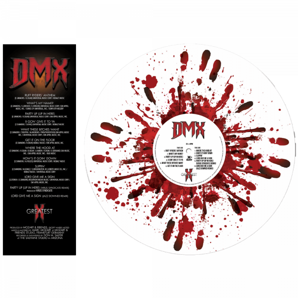 DMX - Greatest (Limited Edition Picture Disc Vinyl)