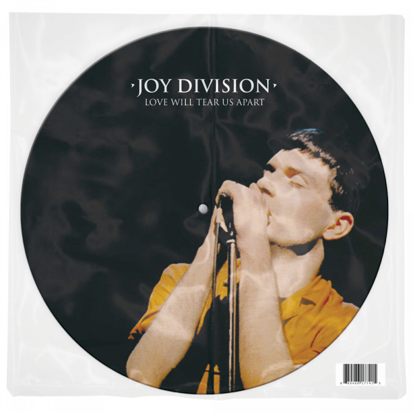 Joy Division - Love Will Tear Us Apart (Limited Edition Picture Disc Vinyl)