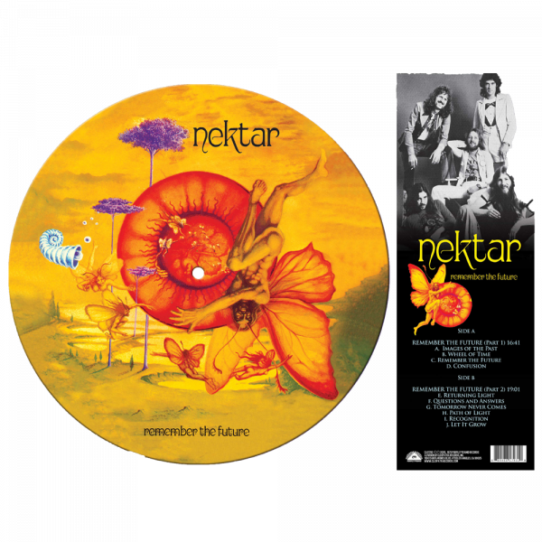 Nektar - Remember The Future (Limited Edition Picture Disc Vinyl)