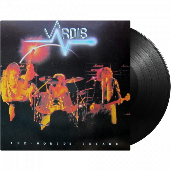 Vardis - The World's Insane (Vinyl)