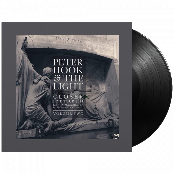 Peter Hook & The Light - Closer Live Tour 2011 - Live in Manchester Vol. 1 (Vinyl)