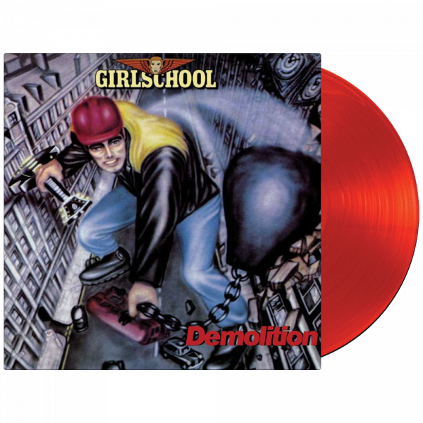 Girl School - Demolition