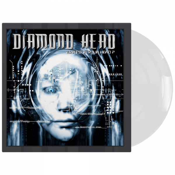Diamond Head - What's In Your Head (Clear Vinyl)