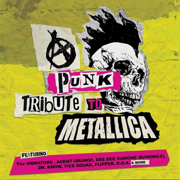 A Punk Tribute to Metallica (Limited Edition Colored Vinyl)