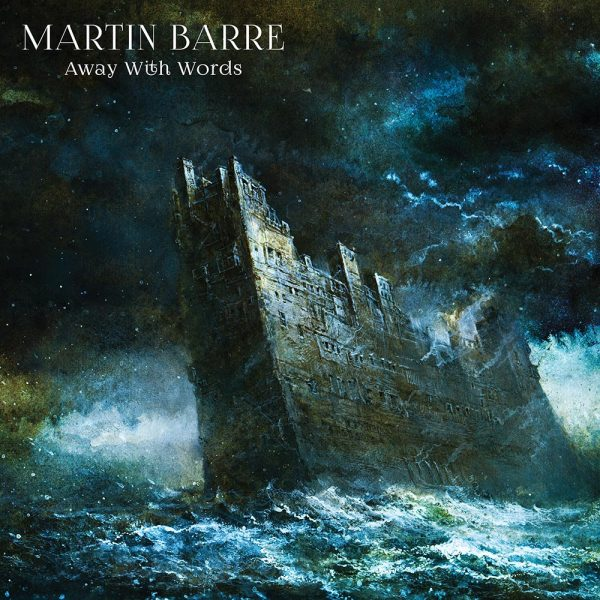 Martin Barre - Away with Words (Limited Edition Blue Vinyl)