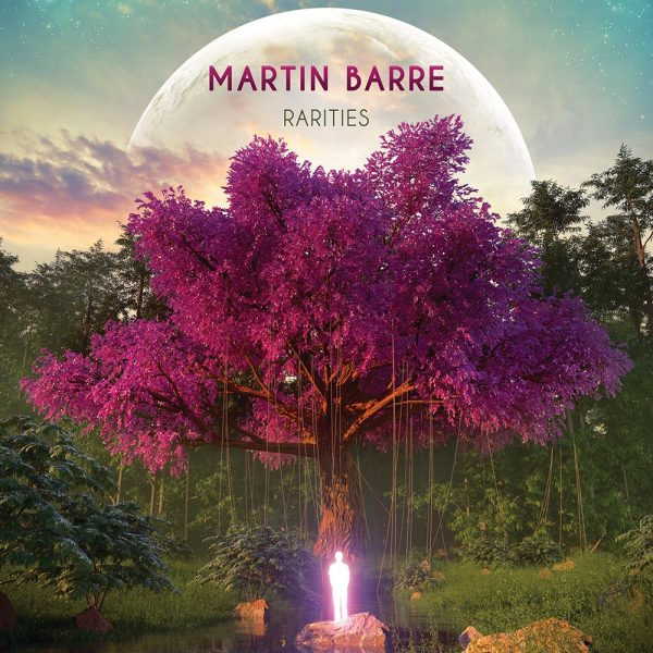 Martin Barre - Rarities (Limited Edition Clear Vinyl)