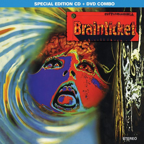Brainticket - Cottonwoodhill (CD/DVD)