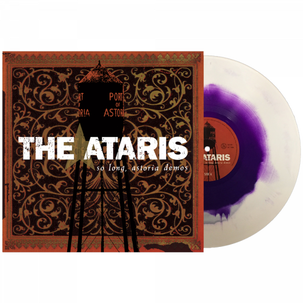 The Ataris - So Long, Astoria Demos (Limited Edition Purple Vinyl)