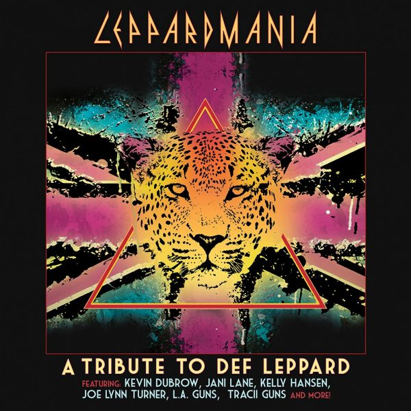 Leppardmania - A Tribute to Def Leppard (Limited Edition Yellow Vinyl)