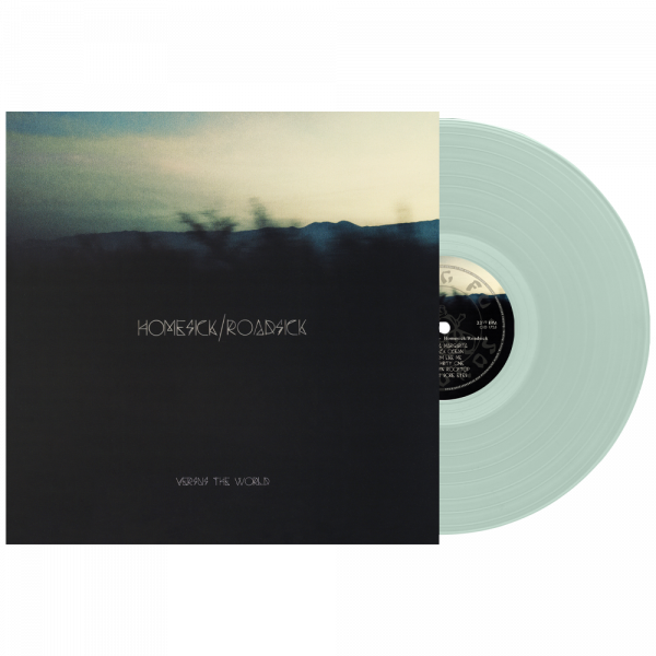 Versus the World - Homesick/Roadsick (Limited Edition Colored Vinyl)