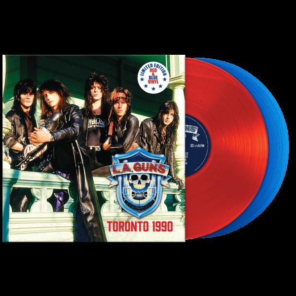 L.A. Guns - Toronto 1990 (Limited Edition Colored Vinyl)