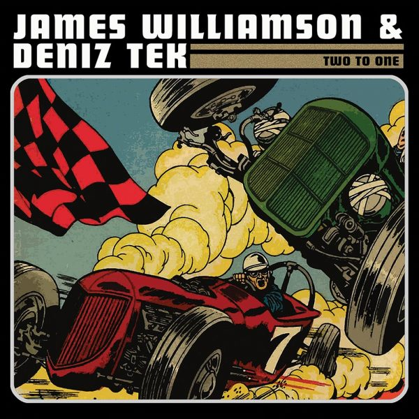 James Williamson & Deniz Tek - Two To One (CD)
