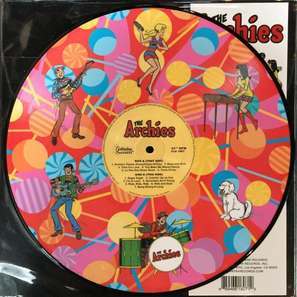 The Archies (Limited Edition Picture Disc)