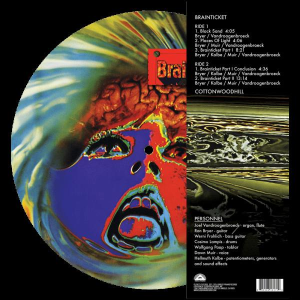 Brainticket - Cottonwoodhill (Picture Disc Vinyl)