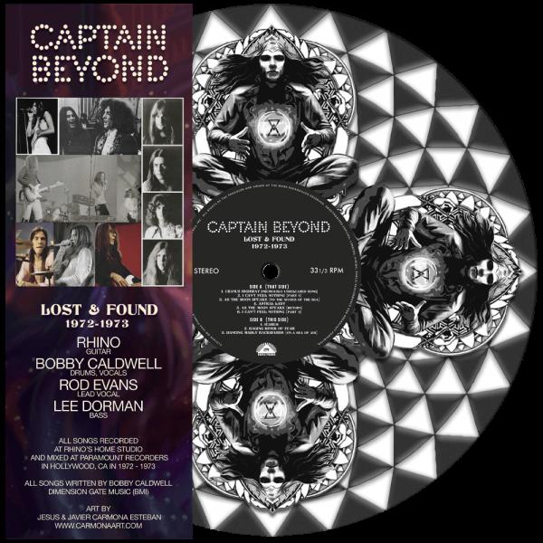 Captain Beyond - Lost & Found 1972-1973 (Picture Disc Vinyl)