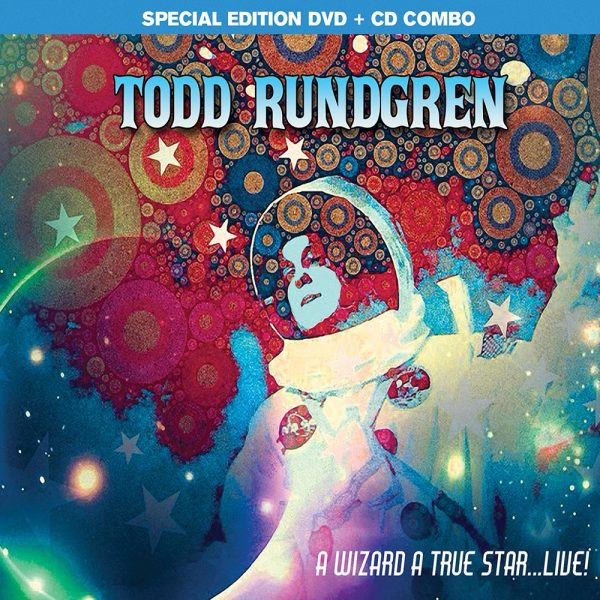 Todd Rungren - A Wizard A True Star...Live! (DVD+CD)