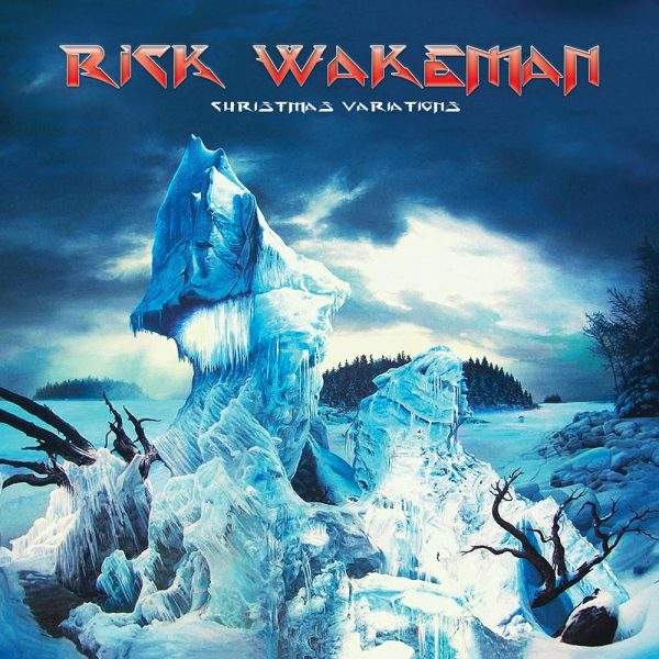 Rick Wakeman - Christmas Variations (CD)