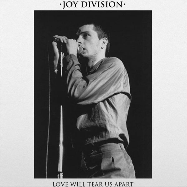 Joy Division - Love Will Tear Us Apart (Limited Edition Splatter Vinyl)