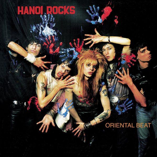 Hanoi Rocks - Oriental Beat (Vinyl)
